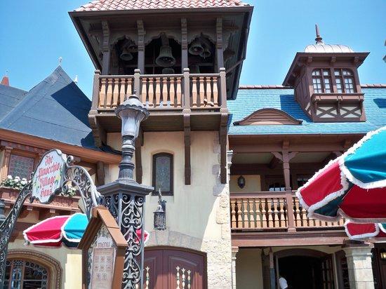 Pinocchio Village Haus: Exterior of restaurant