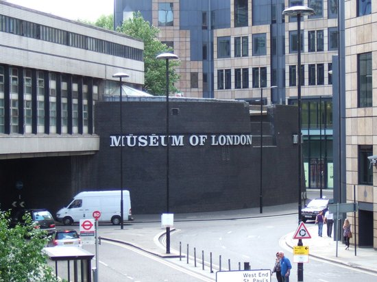 Museum of London : 世界最大の市立博物館