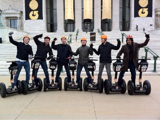 Absolutely Chicago Segway Tours Review