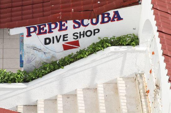 Pepe Scuba Dive Shop : Pepe Scuba