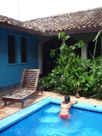 Casa Silas B & B: Swimming pool