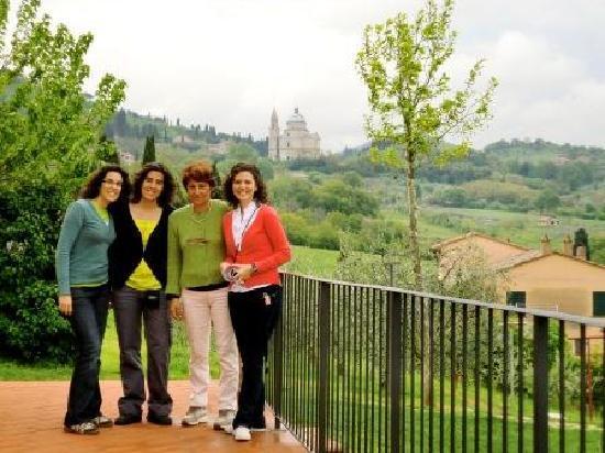 Agriturismo il Palazzo dei Diavoli: We and Teresa, last day