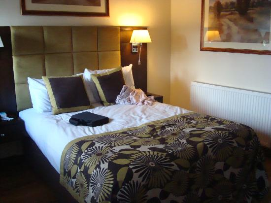 Ford, UK: Our lovely room