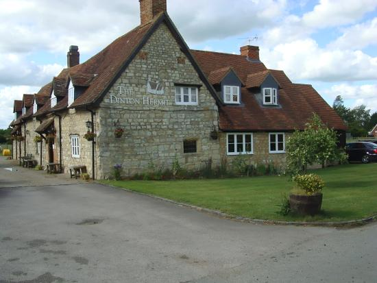 Dinton Hermit: The charming hotel