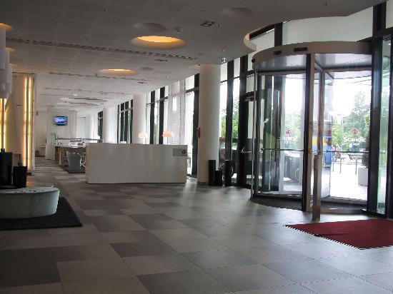 Scandic Berlin Potsdamer Platz: Lobby