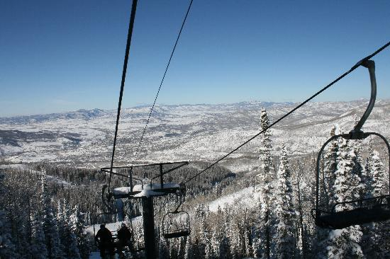 Steamboat Springs, Колорадо: The Elkhead Lift