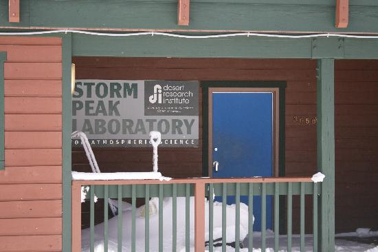 Steamboat Springs, Колорадо: The Storm Peak Weath Observation Lab