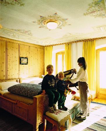 Hotel Münsterhof: Romantisches Hotelzimmer Nr. 2