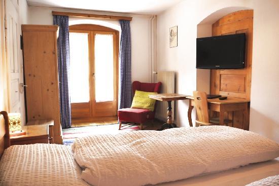 Hotel Münsterhof: Zimmer Nr. 7
