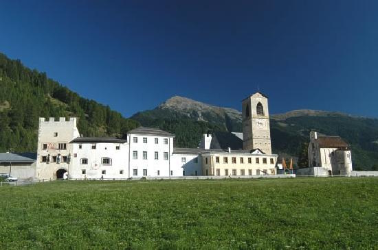 Hotel Muensterhof: Kloster St.Johann in Müstair