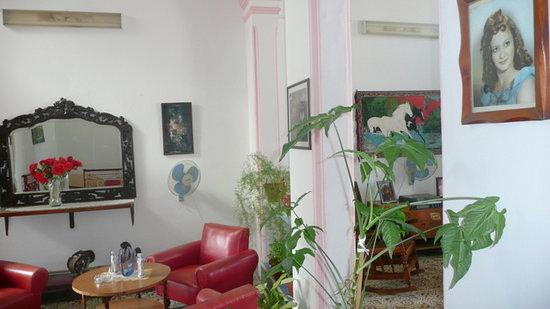 Casa Abel : The living room