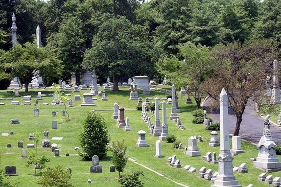 Cave Hill Cemetery: Beautiful Vista