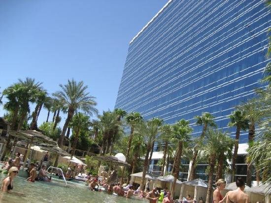Hard Rock Hotel and Casino: Non- rehab day