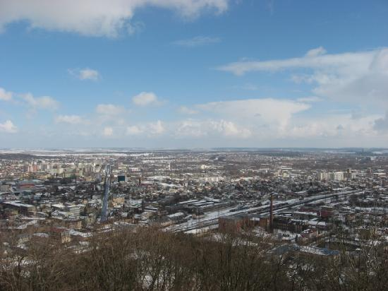Lviv Bald Mountain