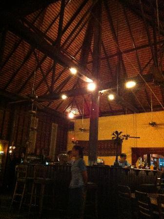 The Sugar Palm: Bar Area