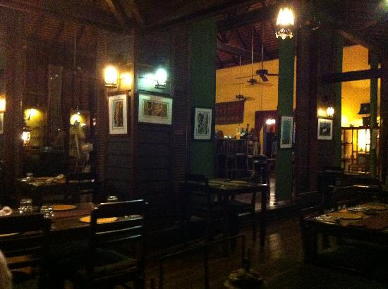 The Sugar Palm: Dining Area