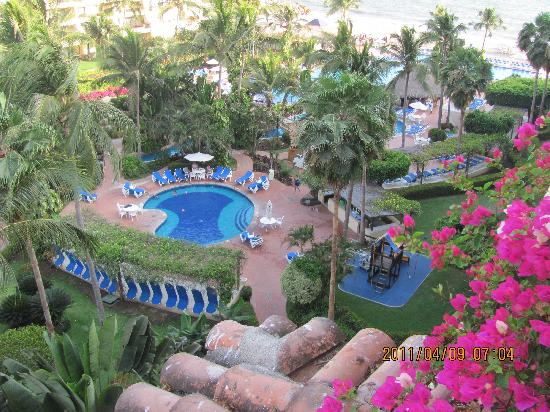 Velas Vallarta : View from room