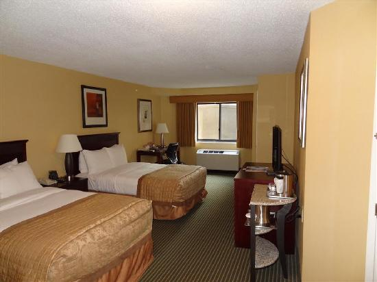 Hilton Arlington: My room
