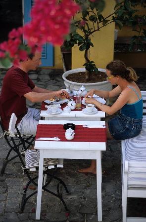 Sal Rei, Capo Verde: Pequeno almoço