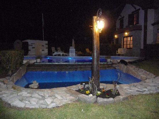 Chalet Suizo: Pool