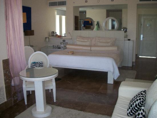 Beloved Playa Mujeres: our room