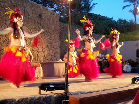 The Grand Luau at Honua'ula