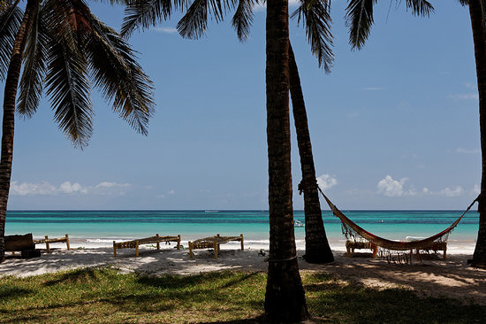 Kenyaways Beach Bed & Breakfast: B&B Hotel on Diani Beach Kenya