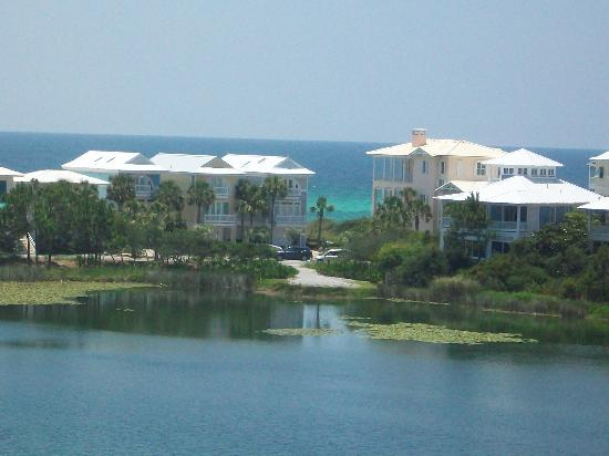 Carillon Beach Resort Inn: View from the suites balcony
