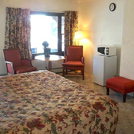 Alpenhaus Motel : Guest room