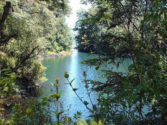 laguna verde, ensenada, Chile