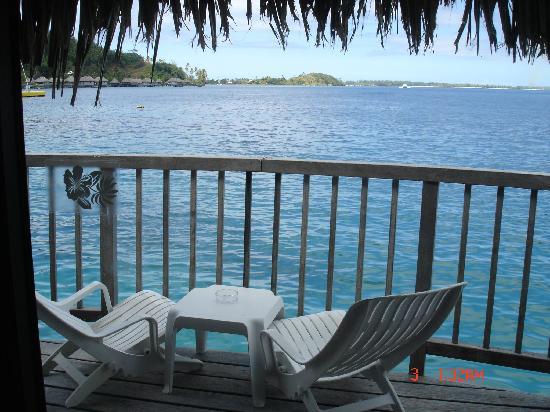 Maitai Polynesia Bora Bora: bungalow overwater
