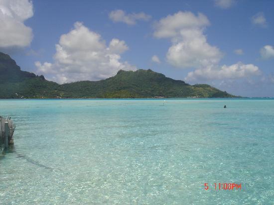 Maitai Polynesia Bora Bora: Bora bora