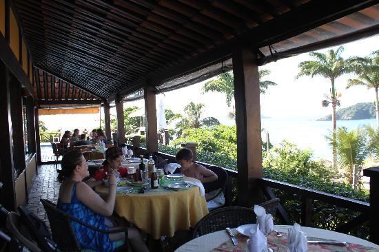 La Boheme Hotel e Apart Hotel: Restaurante