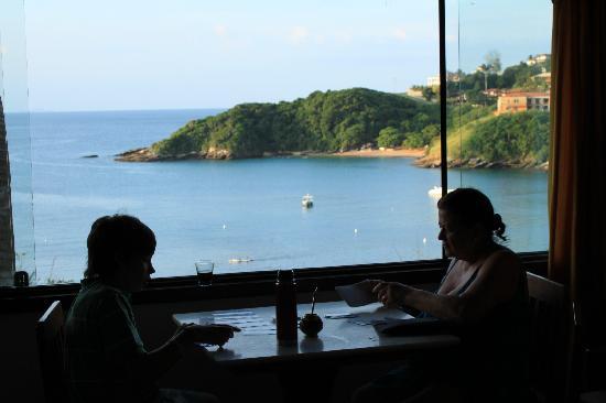La Boheme Hotel e Apart Hotel: Vista impresionante desde el departamento