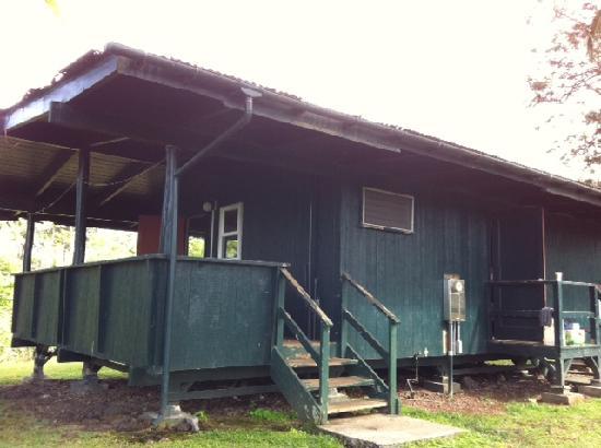 Waianapanapa State Park Cabins: Cabin #7