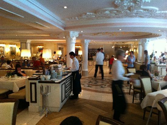 Cavallino Bianco Family Spa Grand Hotel : Ristorante