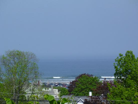 2 Village Square Inn Ogunquit : view from the balcony