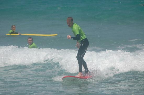 Aloha Surf Academy: made it :)