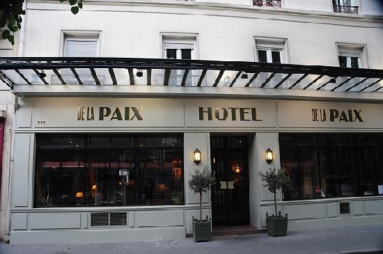Hotel De La Paix Montparne
