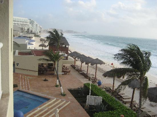 Club Regina Cancun: View from room