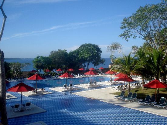 Decameron Barú: Vista de la zona de piscina