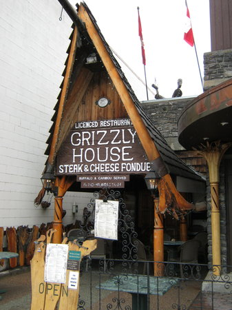 ‪Grizzly House Restaurant‬