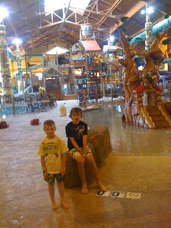 Great Wolf Lodge : Great Wolf Waterpark - OH