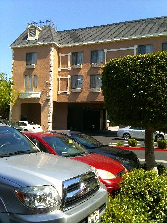 Ramada Chatsworth: hotel