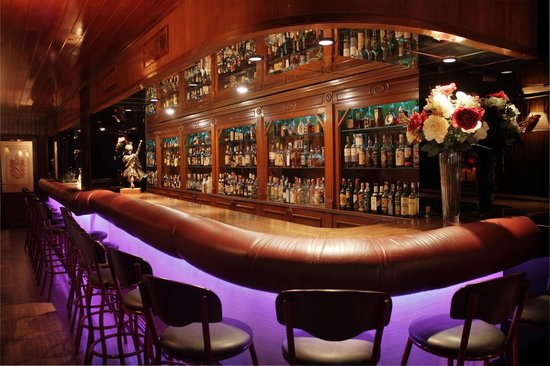 Piano Bar Neptuno: Barra