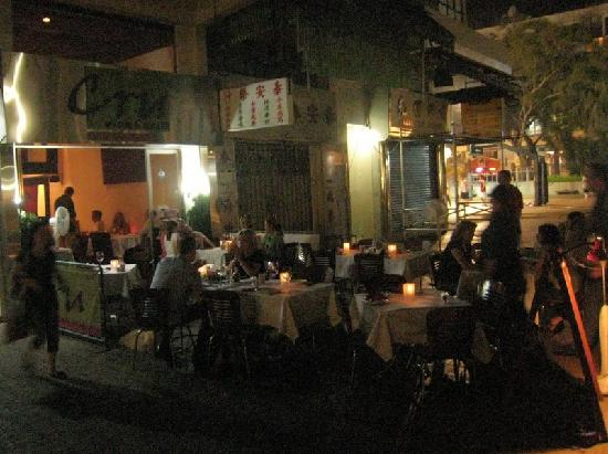 cru: Al Fresco dining in Sai Kung