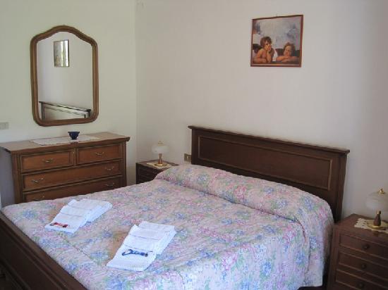 B&B Casa vacanze il Gatto: Main bedroom