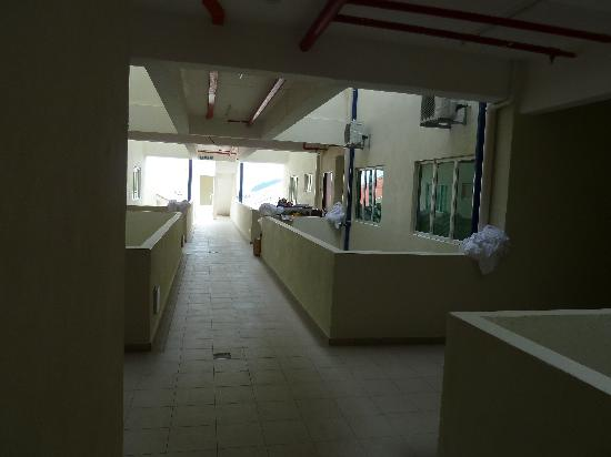 Marina Island Pangkor Resort & Hotel: corridor