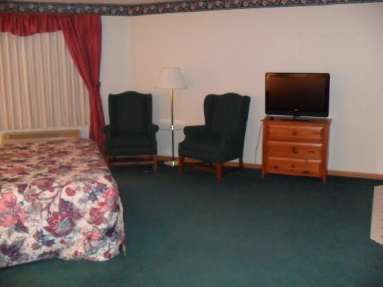 Country Inn & Suites by Radisson, Alexandria, MN: TV