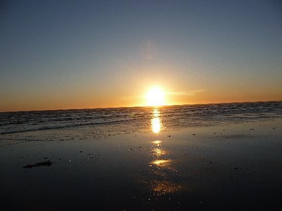 Seabrook Cottage Rentals: Spectacular Sunset, Seabrook